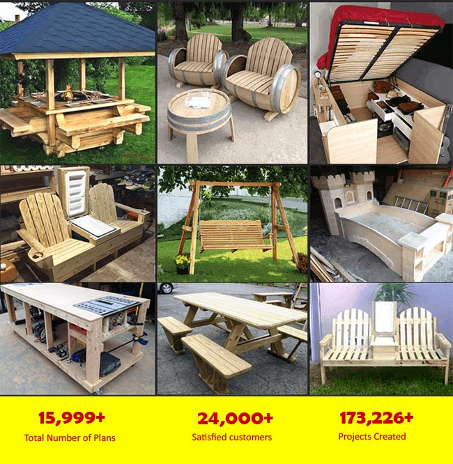 woodworking plan project